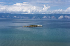 Île de crocodile, Baikal Photo libre de droits