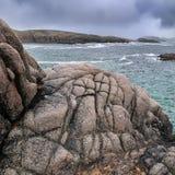 Île de Cruit Image libre de droits