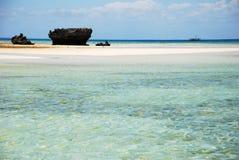 Île de Cuale Photographie stock libre de droits