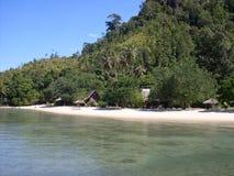 Île de Cubadak Photographie stock