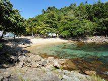 Île de ¡ de Paquetà - DOS Reis d'Angra Images libres de droits