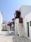 Île de Folegandros, Grèce Photographie stock libre de droits