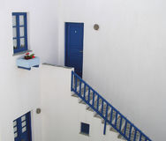 Île de Folegandros, Grèce Photographie stock