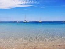 Île de force - Croatie Photo libre de droits