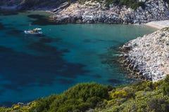 Île de Fourni photos libres de droits