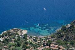 Île de Giglio images libres de droits