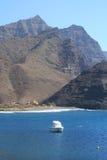 île de gran de canaria de compartiment Photographie stock libre de droits