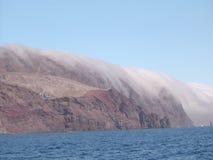 Île de Guadalupe Photos libres de droits