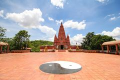 Île de Hin Sorn, Koh Hin Sorn, Satun, PA SIRI WATTANA WISUT, NAKHON SAWAN, THAÏLANDE de ThailandWAT Photographie stock libre de droits