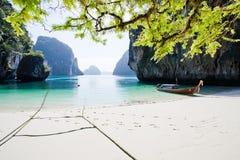 Île de Hong Photographie stock libre de droits