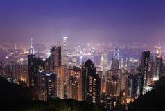 Île de Hong Kong Images stock