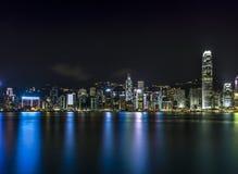 Île 2014 de Hong Kong Images libres de droits