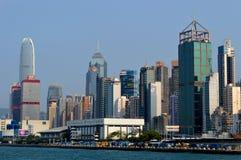 Île de Hong Kong Photo stock