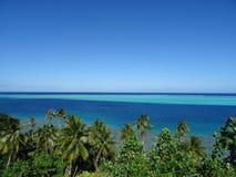 Île de Huahine Photos stock