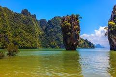 Île de James Bond Photo libre de droits
