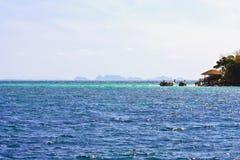 Île de kai de KOH Images libres de droits