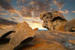 Île de kangourou Image libre de droits
