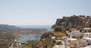 Île de Kithira, Grèce Photographie stock