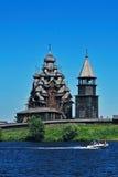 Île de Kizhi Photographie stock libre de droits