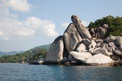 Île de Ko Tao photographie stock