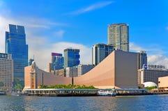 Île de Kowloon, Hong Kong Photo libre de droits