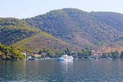 Île de la Grèce Photo libre de droits