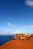 Île de la Madère - ½ o de ¿ de lourenï de ponta de sao Images stock