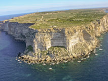 Île de la Sicile Images libres de droits