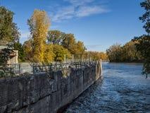 Île-de-la-Visitation Regional Park Stock Images