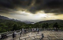 Île de Lantau Photographie stock