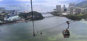 Île de Lantau Hong Kong photo libre de droits