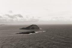Île de lapin Photographie stock