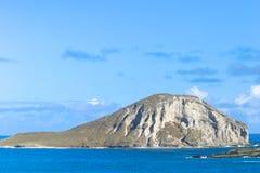 Île de lapin Image libre de droits