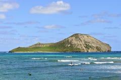 Île de lapin Photographie stock libre de droits