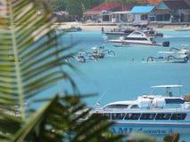 Île de Lembongan photos libres de droits