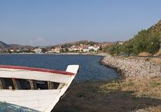 Île de Limnos, Grèce Images libres de droits