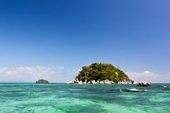 Île de Lipe Photo stock