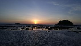 Île de Lipe Image libre de droits