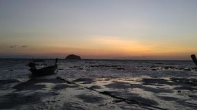 Île de Lipe Photos libres de droits