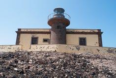 Île de Lobos, Fuerteventura, Îles Canaries, Espagne Image libre de droits