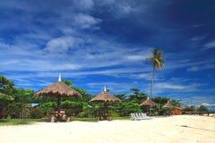 Île de Mabul Photographie stock libre de droits