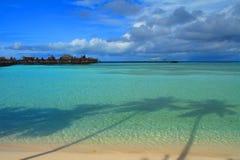 Île de Mabul Images stock