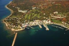 Île de Mackinac photographie stock