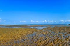 Île de Magaruque - Mozambique Image stock