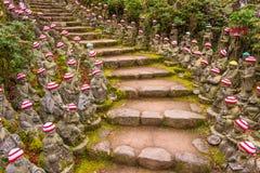 Île de Miyajima, Hiroshima, Japon photo libre de droits