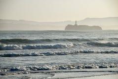 Île de Mouro Photographie stock libre de droits