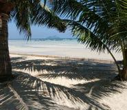 Île de moustique, mer d'Andaman, Thaïlande Images libres de droits