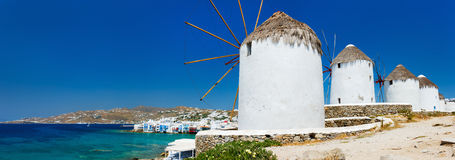 Île de Mykonos Photo stock