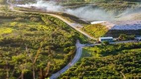 Île de négligence de Saipan Image stock
