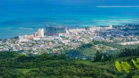 Île de négligence de Saipan Photo libre de droits